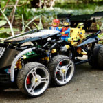 [MOC] SIXeight – Fast six-wheeler powered by BuWizz – LEGO® Technic MOC